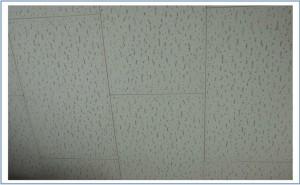 クリーンルームの天井からの落下塵について