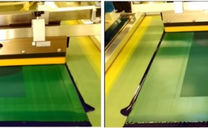 高品質スクリーン印刷標論(その13)「版離れ」性を定量的に測定する方法