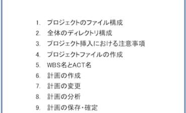 メトリクス管理手法(その10) Products of Metrics for PM