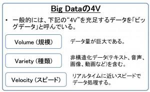 ビッグデータの活用とは
