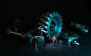 作業環境:5S、ムダ(その12)作業姿勢は安全・品質に大きく影響