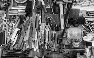 作業環境:5S、ムダ(その13)作業環境づくり