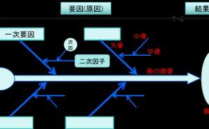 QC7つ道具 (その3) 特性要因図
