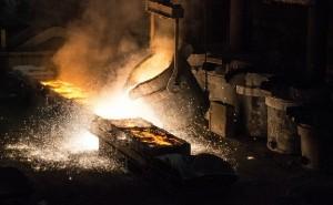 熱処理工程の一方通行作業とは