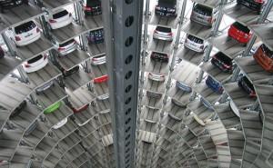 物流の自動化・システム化の留意点(その2)自動運搬車と自動倉庫