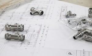 生産現場作業者の作り易さと図面の基準