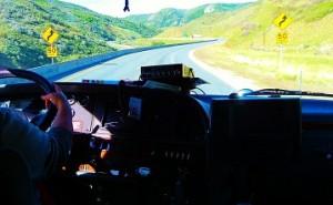 物流側からの情報発信の重要性(その6) ドライバーはいろいろな情報を収集することができる