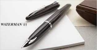 万年筆のアイデア発想