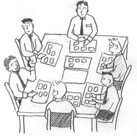 カードブレインストーミング