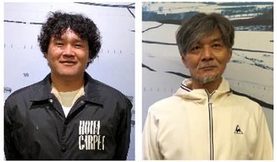 代表取締役・堀田将矢氏㊧と執行役員の正木伸幸氏