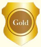 会員ランクアップ - ゴールド